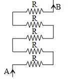 Find equivalent resistance of circuit