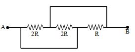 equivalent resistance of circuit