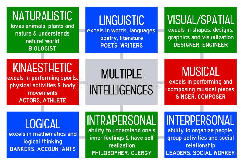 Multiple Intelligence Concepy
