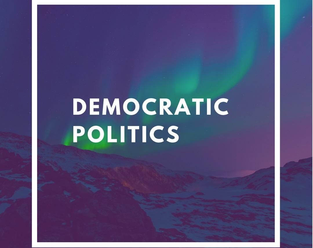Politics :  The World of Democratic