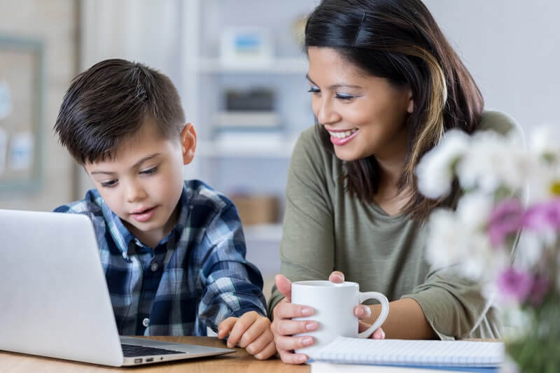 The Ugly Truth About Online Homeschooling Vs. Homeschooling