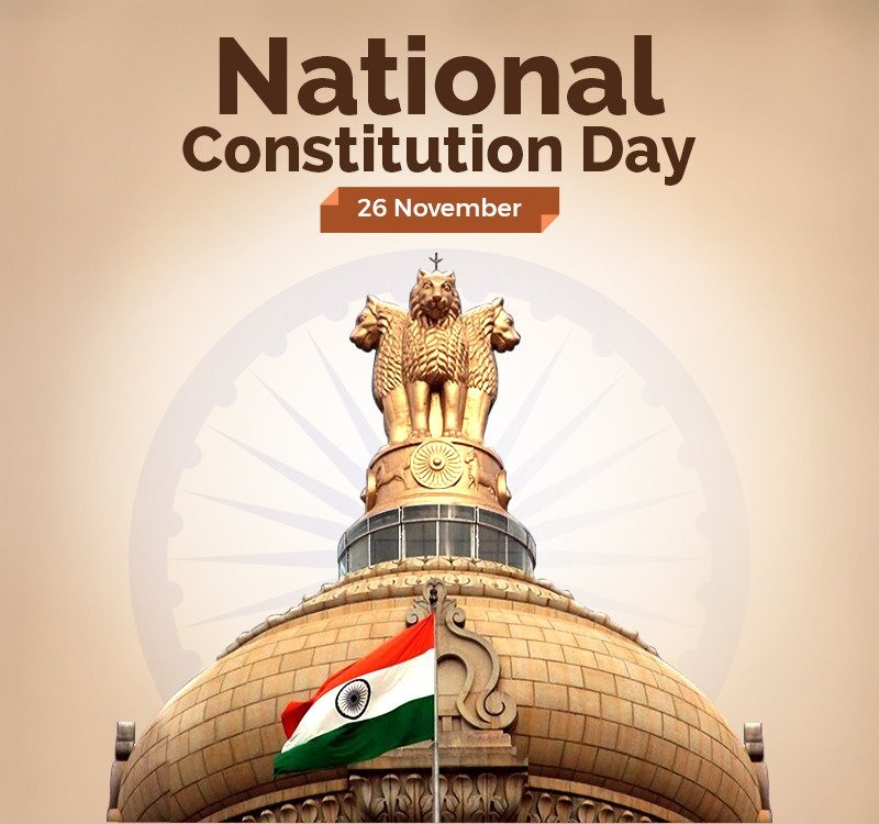 Constitution Day of India : A Day To Remember The Significance Of Indian Constitution