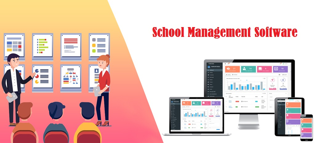School Management ERP System Software Solution